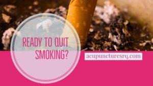 Ready to Quit Smoking?
